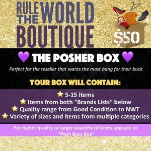 The Posher Resellers Mystery Box